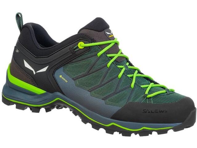SALEWA MTN Trainer Lite GTX Chaussures Homme, myrtle/ombre blue